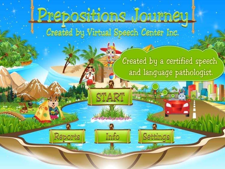 Prepositions Journey