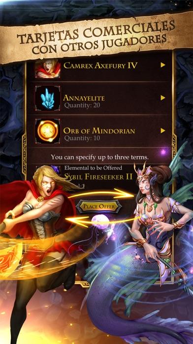 Blades of Battle RPGCaptura de pantalla de3
