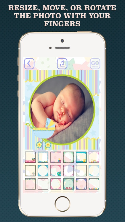 Baby videos maker with music screenshot-3