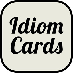 English Idioms Cards