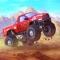 Monster Truck Mania : Hill Racing