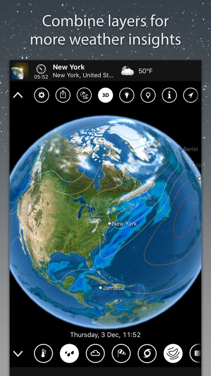 MeteoEarth screenshot-1