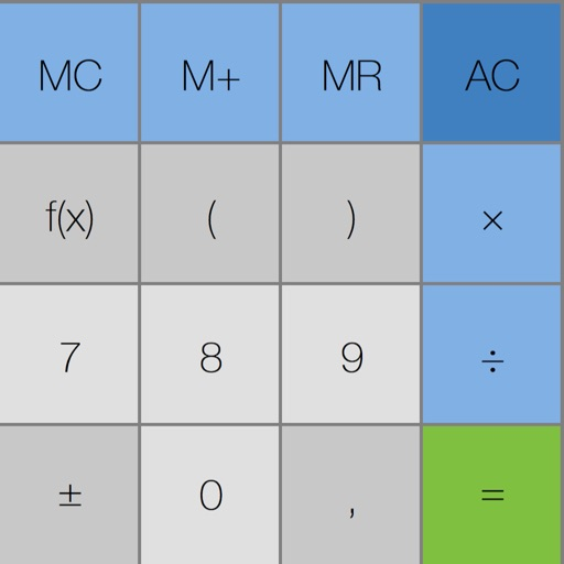 My Calculator (incl. currency)