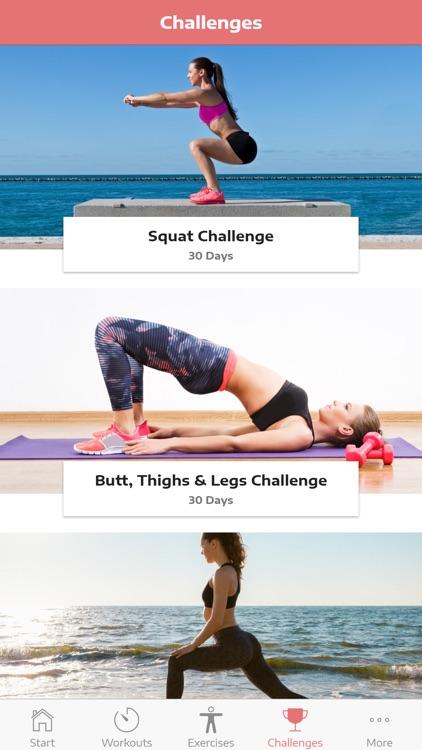 Workout Plan For Women screenshot-4