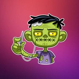Crazy Frankenstein Halloween