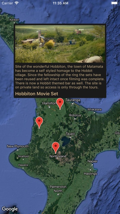Middle-earth Guidebook NZ