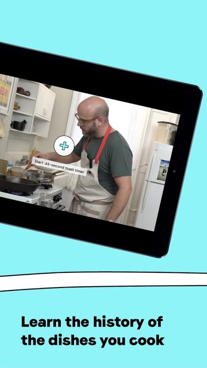 Project Foodie: Cooking Videos screenshot-3
