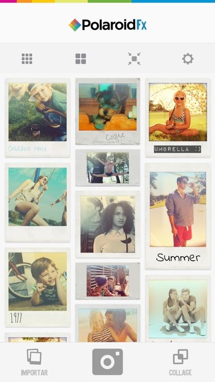 Polaroid Fx screenshot-3