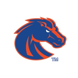 Boise State Broncos Animated+Stickers