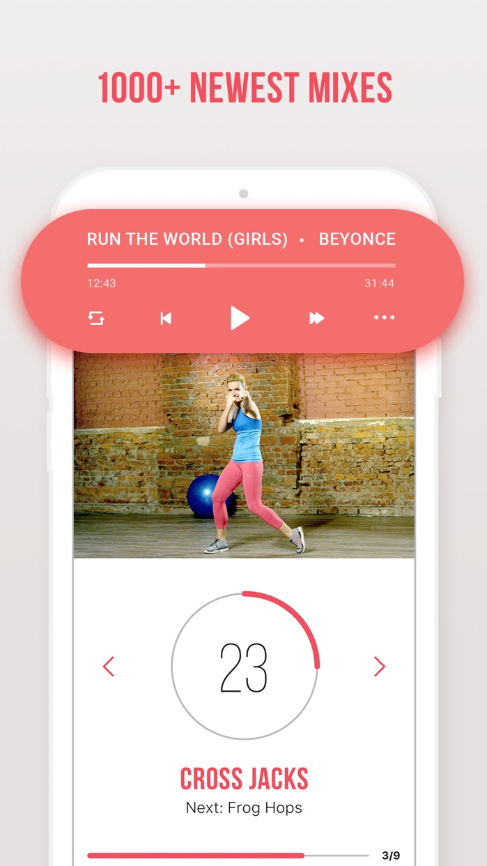 Weight Loss Fitness Screenshot