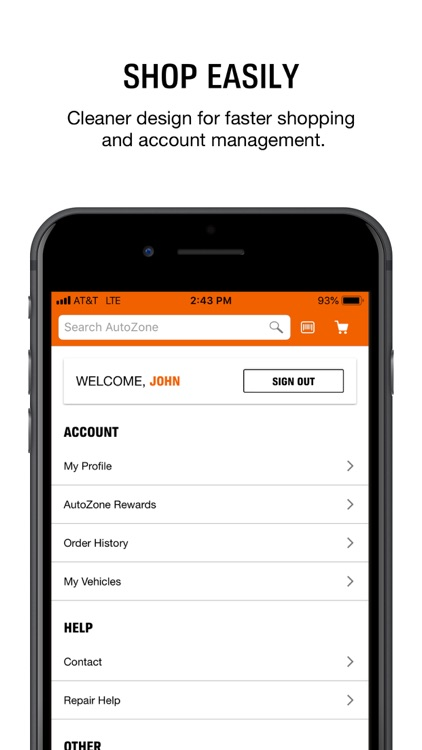 AutoZone screenshot-5
