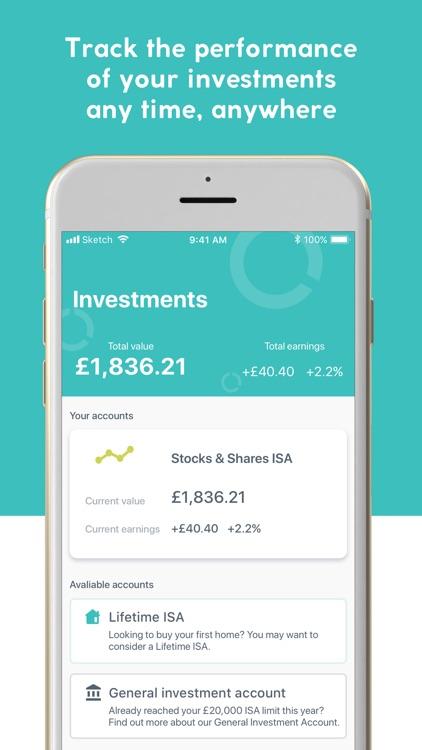 Moneybox - Save and Invest screenshot-3