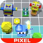 My pixel Cube-Single fun game icon