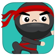 Activities of Ninja Escape - Skyrocket Up