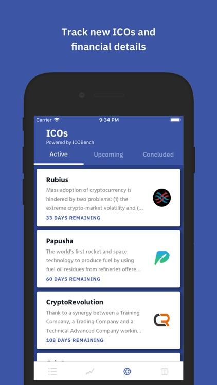 Cryptorai - Crypto Portfolio screenshot-4
