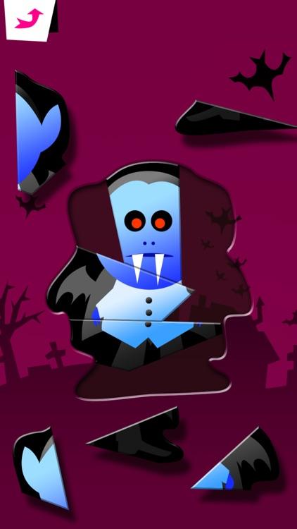 3-in-1 Halloween Games screenshot-3