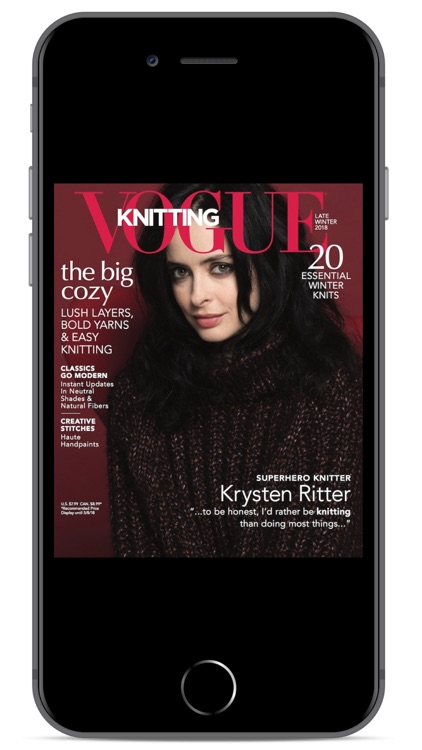 Vogue Knitting screenshot-2