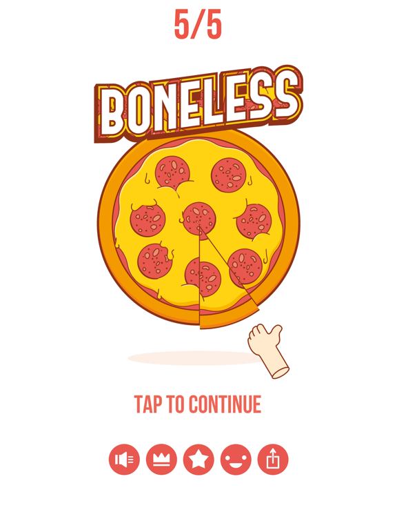 Boneless Pizza screenshot 5