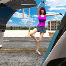 KiKi Car Dance Challenge