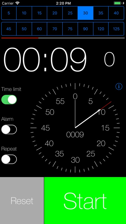 PsyTimer Stopwatch 2 screenshot-1