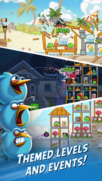 Angry Birds Friends for Windows