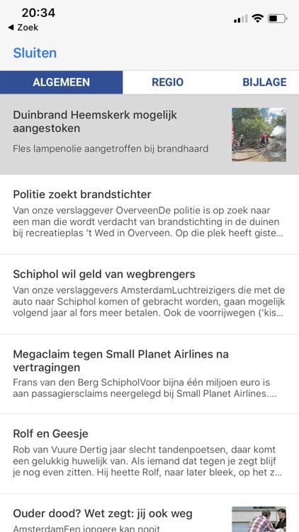 Haarlems Dagblad - krant screenshot-4