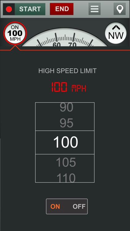 GPS Speedometer G18 screenshot-2
