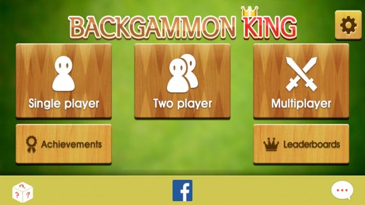 Backgammon King screenshot-3
