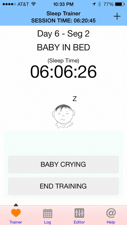 Baby Sleep Trainer screenshot-0