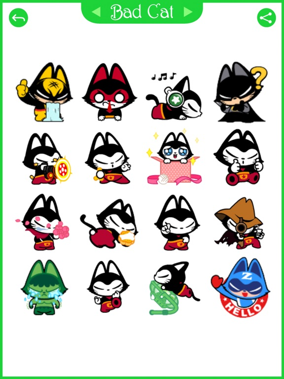 Stickers for WhatsApp ^^-ipad-1