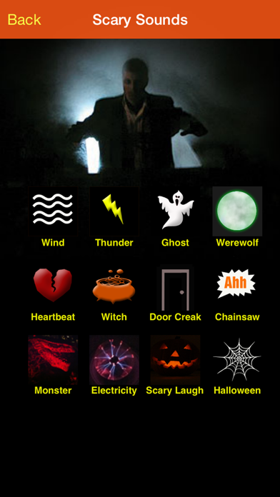 Scary Apps screenshot four