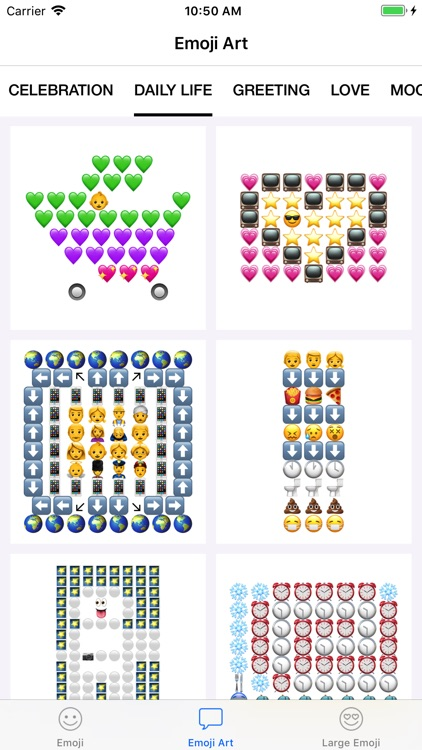 Fancy Emoji - Creative Emojis