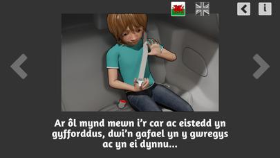 Screenshot #2 pour Wearing a Seatbelt in a Car