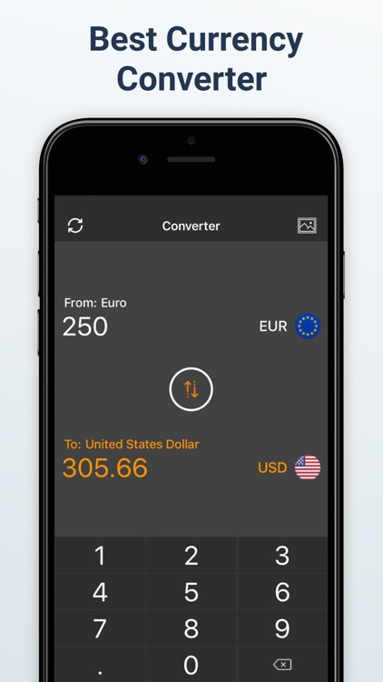 Currency Converter & Rates.