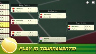 Tennis Superstar screenshot 4