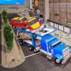 Police Car Transport Sim