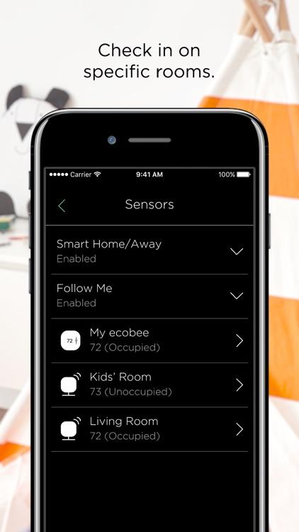 ecobee screenshot-4