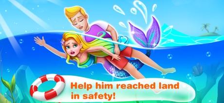 Mermaid Secrets5 – Sea Rescue