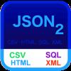 JSON 2 ++ - IW Technologies LLC Cover Art
