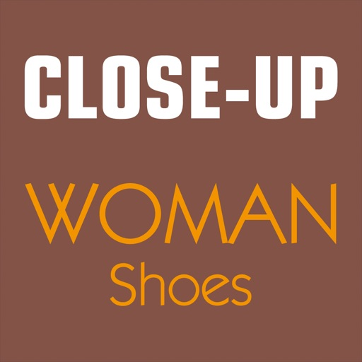 Close-Up Woman Shoes