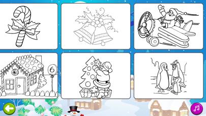 Coloring Book -Merry Christmas screenshot four