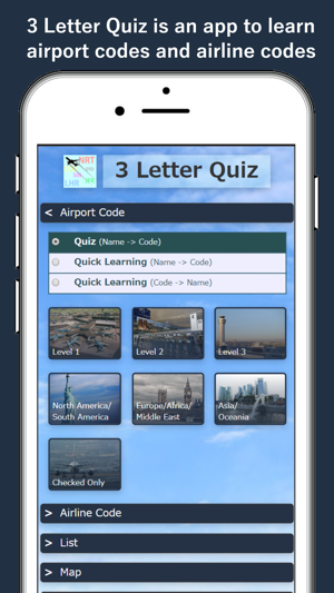 3 letter quiz on the app store