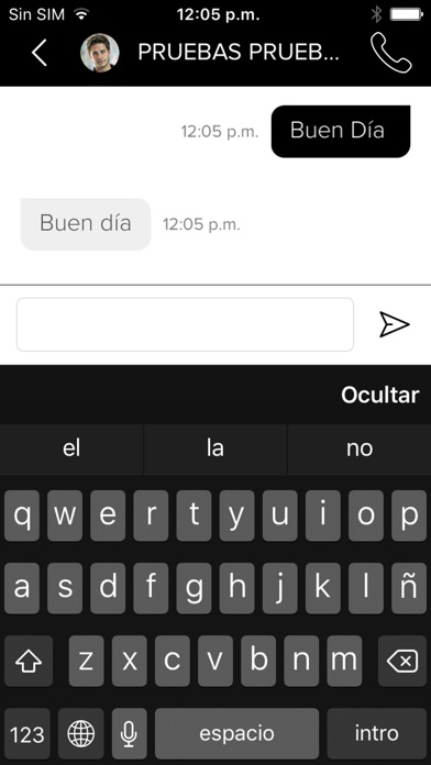 Hola Taxi Screenshot on iOS