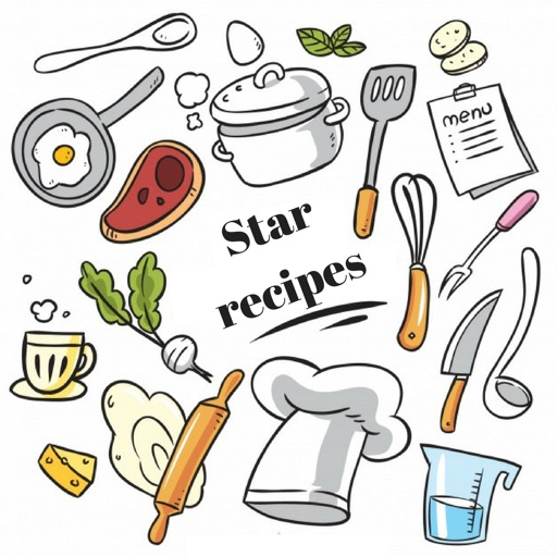 star recipes - High quality for beginners and Pro
