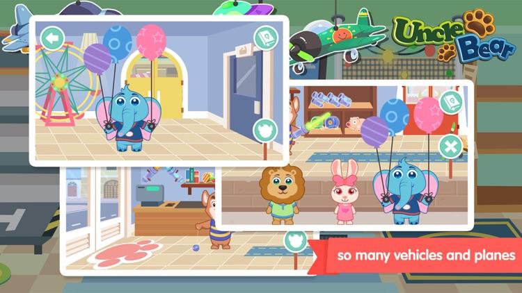 Uncle Bear Toysland screenshot-0
