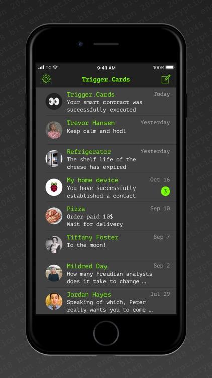 Trigger.Cards screenshot-3