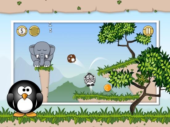 Разбуди Слона игра головоломка на iPad