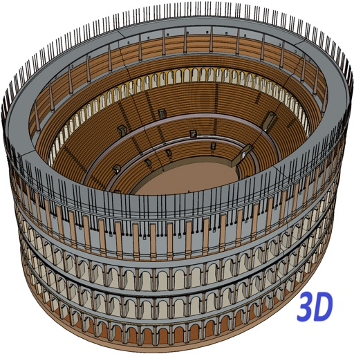 Rome 3D AR