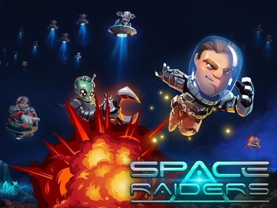 Космические рейдеры на iPad
