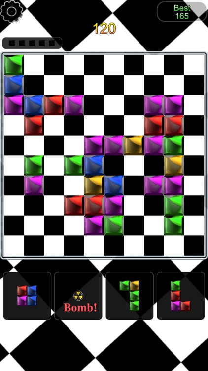 Chain the Color Block screenshot-3